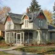 A small Victorian house in Holland, Michigan