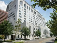 Art Deco Classical Ohio Supreme Court Building