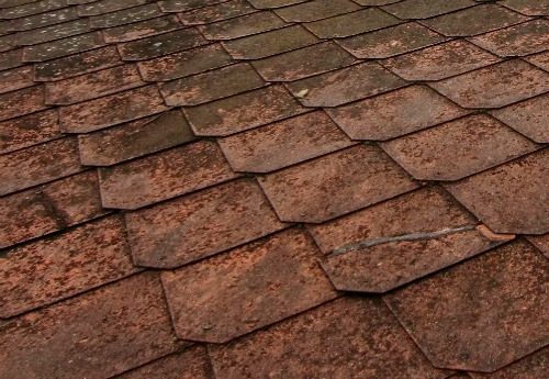 Matching My 100 Year Old Asbestos Tile Roof