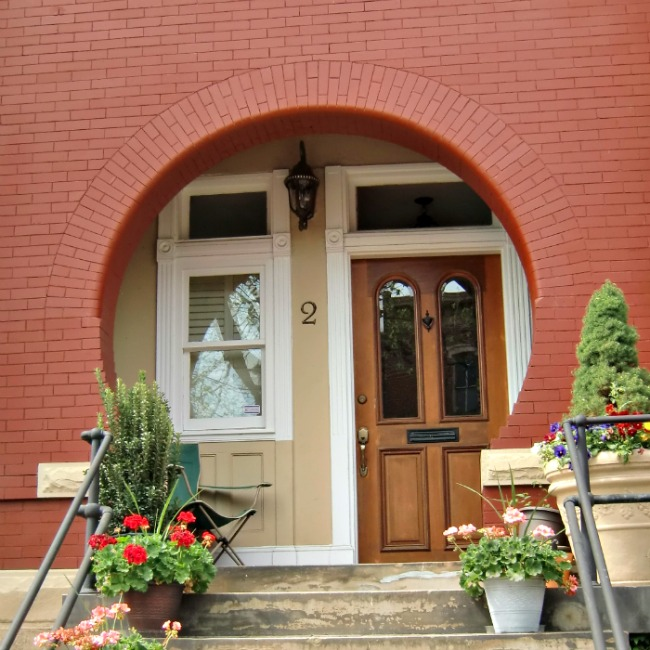 Peachy Decorative Front Doors A Look At Entryway Architecture Inspirational Interior Design Netriciaus