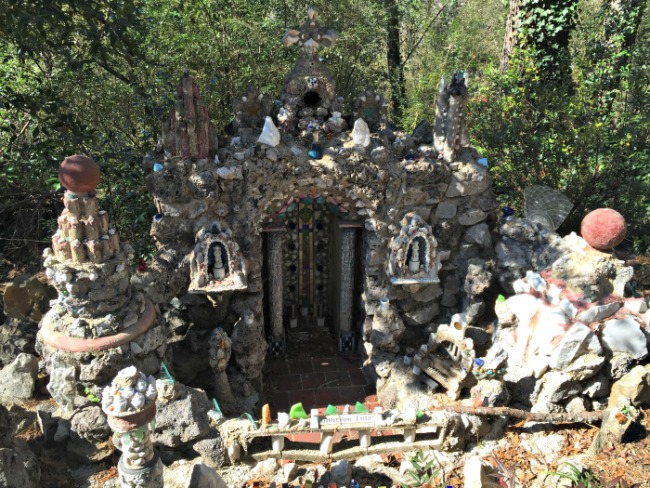 Model Builder Joseph Zoettl's Temple of the Fairies