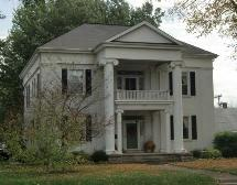 A Greek Revival House on Hwy 68 in Bellefontaine, OH