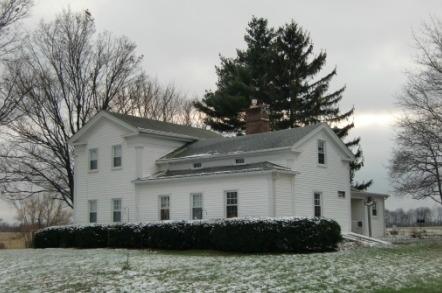 Greek Revival Architecture, Ann Arbor, Dexter, MI
