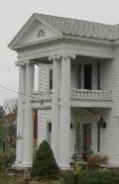Greek Revival House in Hillsdale, MI