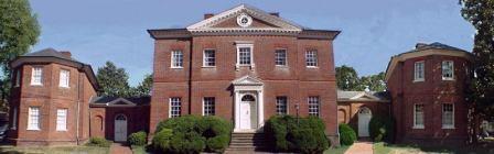 Hammond Hall, of Palladian Design, courtesy Chuckatuck at Wikipedia - GNU free license -  http://en.wikipedia.org/wiki/File:Hammond-Harwood_House_(Md._Ave._Facade).jpg