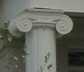 Ionic Column with Volutes