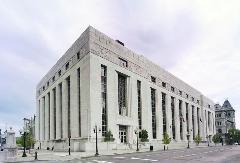 Art Deco Architecture James T. Foley Courthouse