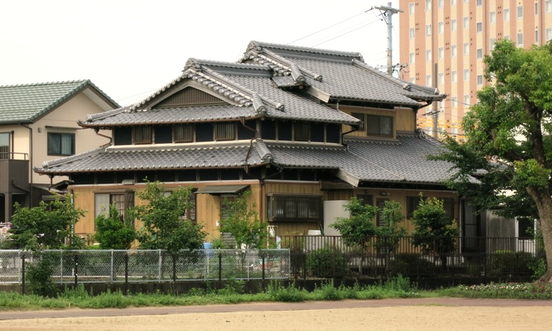 Japan houses a look at current and traditional japanese for Japanese house plans free