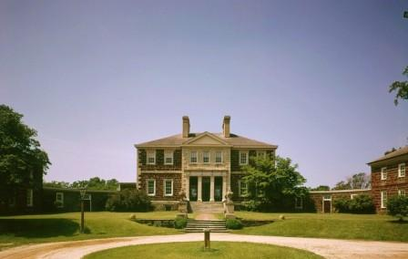 Mount Airy, Palladian House, is in Richmond County, Virginia - photo is in the public domain