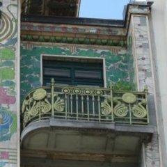 Majolica House Balcony – Art Nouveau
