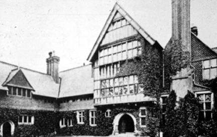 Richard Norman Shaw's Leyswood