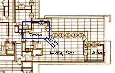 Frank Lloyd Wright Usonian Houses - A look at the Rosenbaum ... on rosenbaum house floor plan, forks of cypress florence alabama, things to do tuscaloosa alabama, cheaha state park alabama, wilson dam florence alabama,