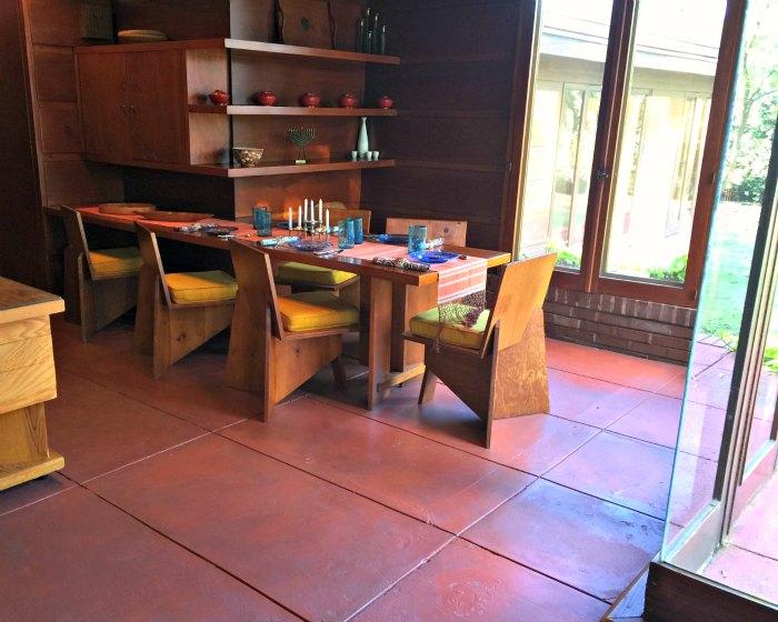 Frank Lloyd Wright Usonian Houses A Look At The Rosenbaum