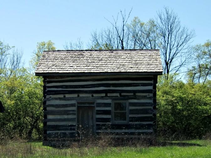 Settler's Cabin near Dublin, Ohio