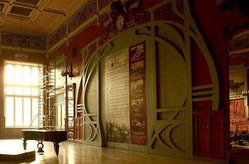 Art Nouveau Architecture The New Art Is Applied To Buildings