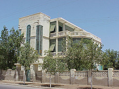 Art Deco home from Massawa, Eritrea