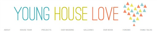 Click on the picture to go to my blog review of Young House Love