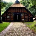 A bauernhaus at Volkskundliches Freilictmuseum