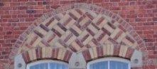 basket weave bond