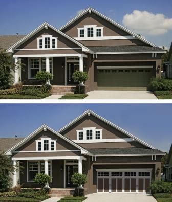 Deception Carriage House Doors For Your Garage