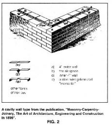 illustration from a pattern book, Masonry-Carpentry-Joinery, the Art of Architecture and Engineering  and Construction in 1899