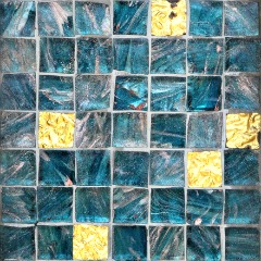 Exterior wall tile pattern from Chinatown - bathroom tile design ideas