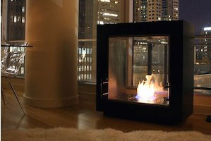 ethanol fireplaces for any room