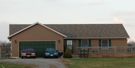 Nice garage.  Where is the house?