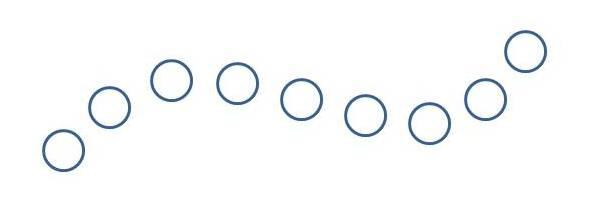 gestalt - graphic showing closure