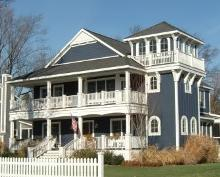 A simple Victorian in Holland, MI