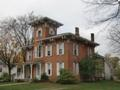 Italianate House  - Hillsdale, MI