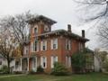 Italianate House  - Hillsdale, MI