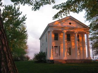 Oliver Kellogg Greek Revival Home