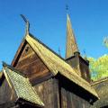 A church at Maihaugen