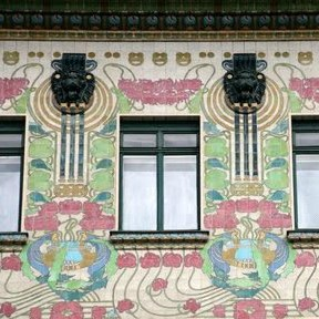 Majolica House or Majolickahause – Art Nouveau apartment by Otto Wagner