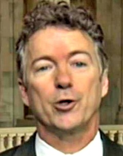Rand Paul - is Lex Luthor?