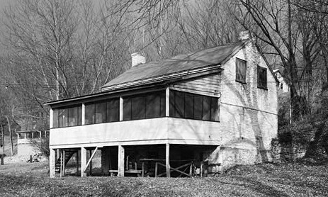 An early Tidewater Cottage