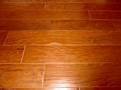Hickory hardwood floors from Mannington Floors