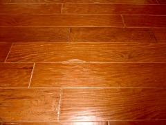 Hickory hardwood floors from Mannington Floors