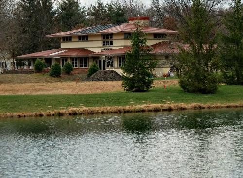 Handicap Accessible House In The Garb Of A Prairie Style Home