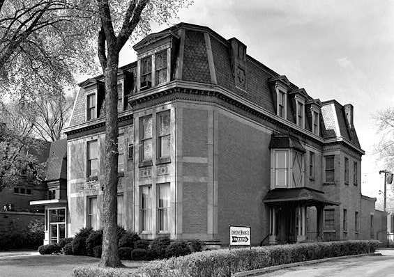 William Dorsheimer Home by Henry Hobson Richardson