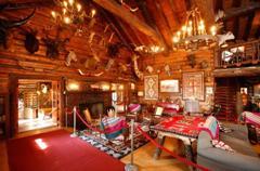 Woolaroc - Log Cabin Retreat of Frank Phillips