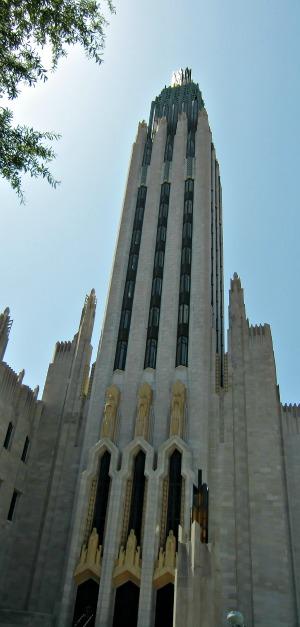 Art Deco Boston Avenue Methodist