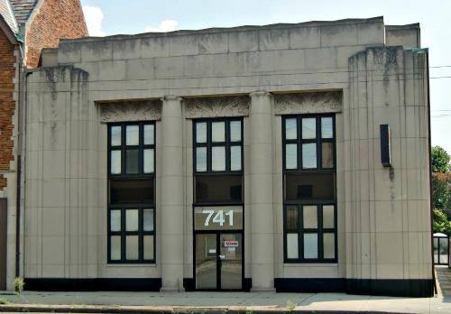 Art Deco Architecture - Central Assurance Building
