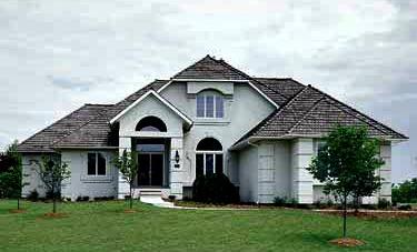 European Charm Dream Home Plans