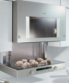 a gaggenau oven for a handicap accessible kitchen. Black Bedroom Furniture Sets. Home Design Ideas