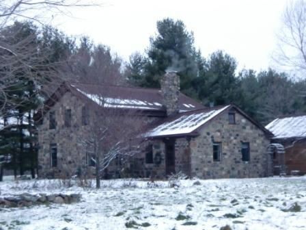 Greek Revival Architecture, Reeves House, Dexter, Ann Arbor, MI