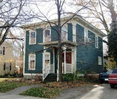 Clapboard Italianate in Holland, MI