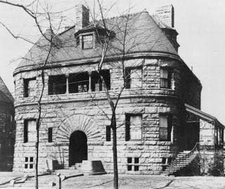 J.R. Lionberger home - Henry Hobson Richardson