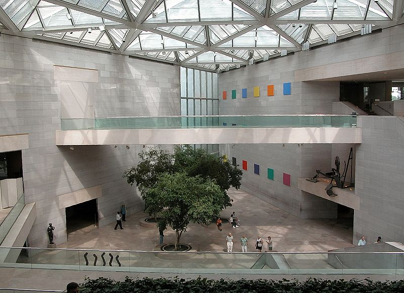 East Wing, National Gallery of Art, Photo courtesy of Fritz Geller-Grimm at Wikimedia Commons